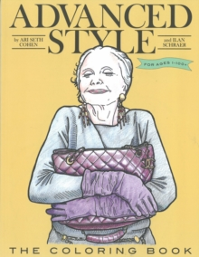 Advanced Style Coloring Book, Paperback Book