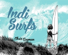 Indi Surfs, Hardback Book