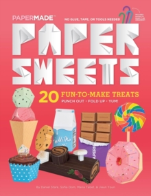 Paper Sweets, Paperback Book