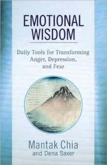Emotional Wisdom : Daily Tools for Transforming Anger, Depression, and Fear, Paperback / softback Book