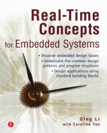 Real-Time Concepts for Embedded Systems, Paperback Book