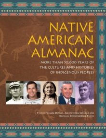 Native American Almanac, Paperback / softback Book
