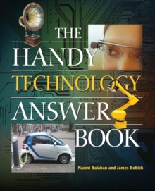 The Handy Technology Answer Book, Paperback / softback Book