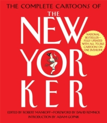 The Complete Cartoons Of The New Yorker, Paperback Book