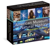 American Museum Of Natural History Card Deck : 100 Treasures from the Hall of Science and World Culture, Cards Book