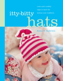 Itty-Bitty Hats, Spiral bound Book