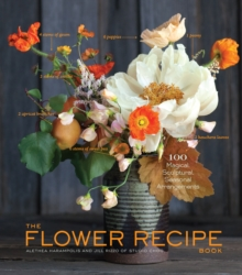 Flower Recipe Book, Hardback Book