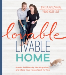 Lovable Liveable Home, Hardback Book