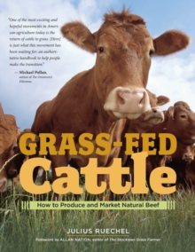 Grass Fed Cattle, Paperback Book
