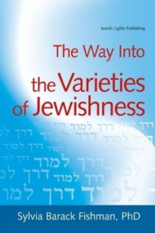 The Way into Varieties of Jewishness, Paperback / softback Book
