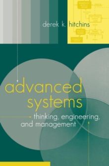 Advanced Systems Thinking in Engineering and Management, Hardback Book