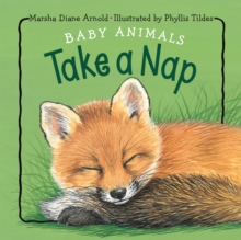 Baby Animals Take A Nap, Board book Book