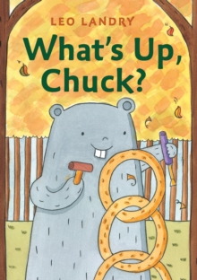 What's Up, Chuck?, Hardback Book