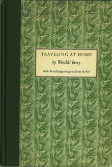 Traveling at Home, Hardback Book