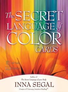 The Secret Language of Color Cards, Paperback Book
