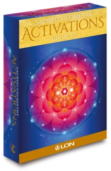 Sacred Geomtery Activation Oracle, Mixed media product Book