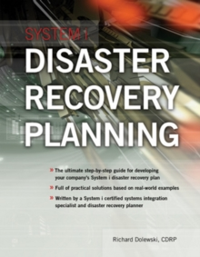 System i Disaster Recovery Planning, Paperback / softback Book