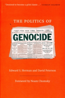 The Politics of Genocide, Paperback Book