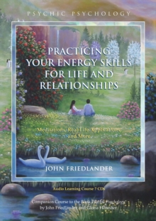 Practicing Your Energy Skills, DVD video Book