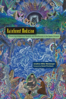 Rainforest Medicine, Paperback / softback Book