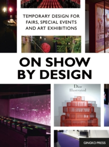 On Show by Design, Hardback Book
