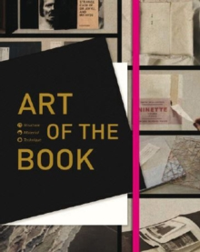 Art of the Book : Structure, Material and Technique, Hardback Book