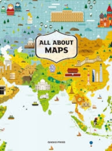 All About Maps, Hardback Book