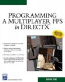 Programming Mutliplayer FPS Direct X, Mixed media product Book