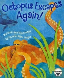 Octopus Escapes Again, Hardback Book