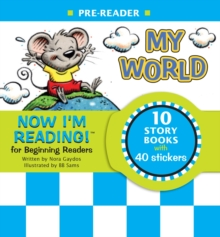 Now I'm Reading! Pre-Reader : My World, Hardback Book