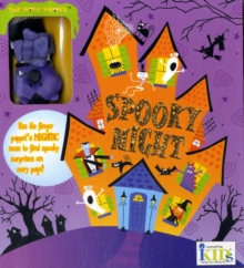 Spooky Night, Mixed media product Book