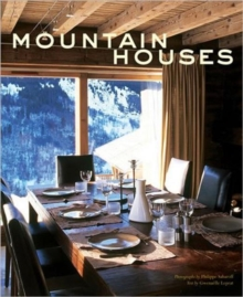 Mountain Houses, Hardback Book