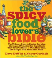 The Spicy Food Lover's Bible, Paperback / softback Book