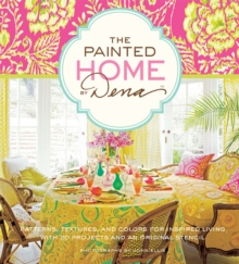 Painted Home by Dena, The, Hardback Book
