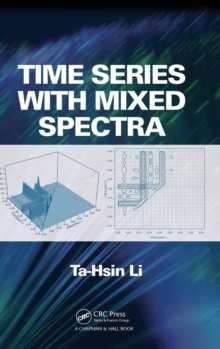 Time Series with Mixed Spectra, Hardback Book