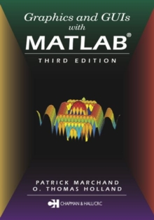 Graphics and GUIs with MATLAB, Paperback Book