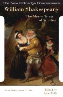 Merry Wives of Windsor, Paperback Book