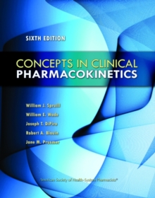 Concepts in Clinical Pharmacokinetics, Paperback / softback Book