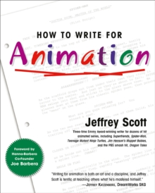 How To Write For Animation, Paperback / softback Book
