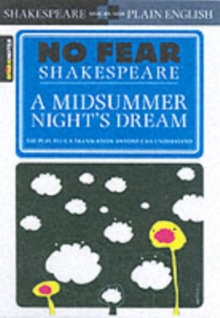A Midsummer Night's Dream (No Fear Shakespeare), Paperback / softback Book