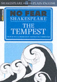 The Tempest (No Fear Shakespeare), Paperback / softback Book