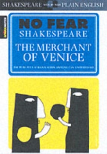The Merchant of Venice (No Fear Shakespeare), Paperback / softback Book