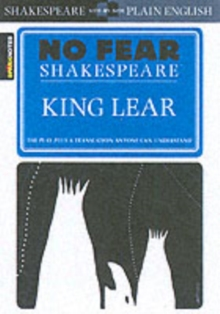 King Lear (No Fear Shakespeare), Paperback Book
