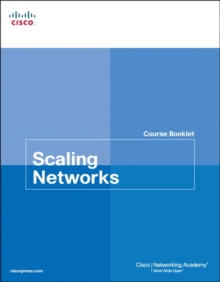 Scaling Networks Course Booklet, Paperback / softback Book