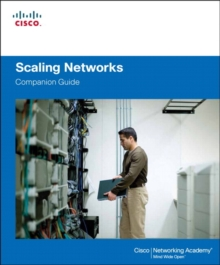 Scaling Networks Companion Guide, Hardback Book