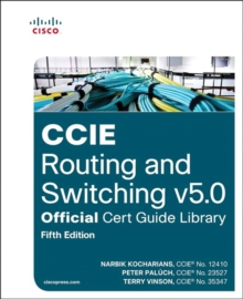 CCIE Routing and Switching V5.0 Official Cert Guide Library, Mixed media product Book