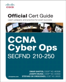 CCNA CYBER OPS SECFND 210250 OFFICIAL CE,  Book