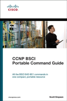 CCNP BSCI Portable Command Guide, Paperback Book