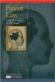 Patent Law, Paperback / softback Book