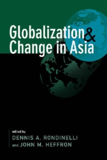 Globalization and Change in Asia, Paperback / softback Book